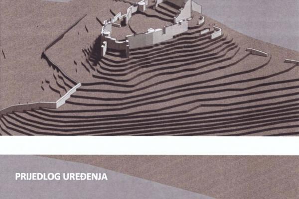 Izrada projektne dokumentacije za sanaciju bedema u Obrovcu