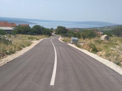 Rekonstrukcija ceste u Otišini u Kruševu